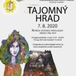 repríza podujatia Tajomný hrad - 07-08-2020