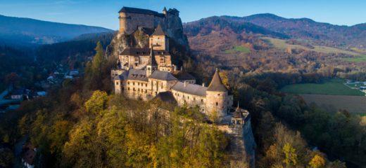 Otvorenie expozície Oravský hrad