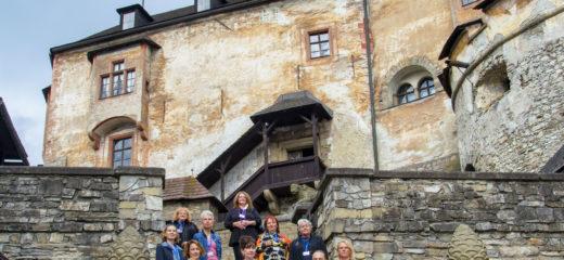 Stretnutie podnikavých žien na Oravskom hrade
