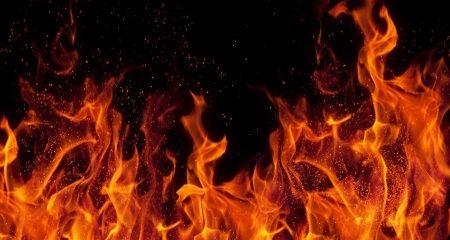 Požiar Oravského hradu vroku 1800