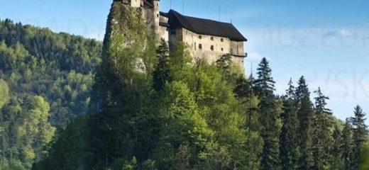 Otvorenie hlavnej letnej turistickej sezóny na Oravskom hrade