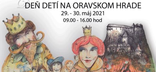 Medzinárodný deň detí na Oravskom hrade