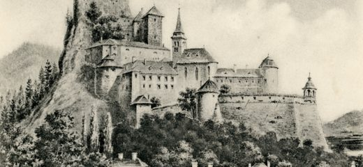 Ako sa Oravský hrad stal zo štátneho… štátnym