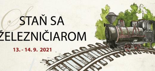 Staň sa železničiarom