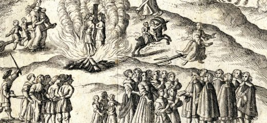 Čarodejnícke procesy na Orave v 17. a 18. storočí