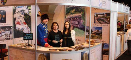 Oravské múzeum získalo na medzinárodnom turistickom veľtrhu v poľskom meste Zabrze ocenenie za Najzaujímavejší stánok
