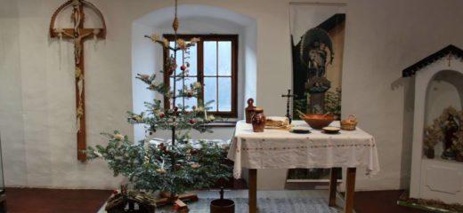Vianoce v Oravskom múzeu