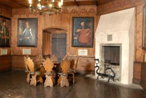 hrad galeria korvin pisny