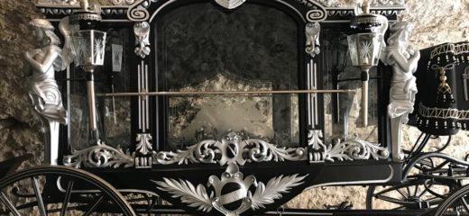 Reštaurovanie historického pohrebného koča