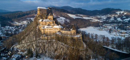 Orava Castle – opening hours during Christmas