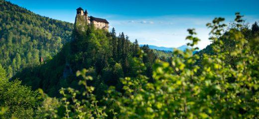 Zábavná QR hra – novinka  na Oravskom hrade