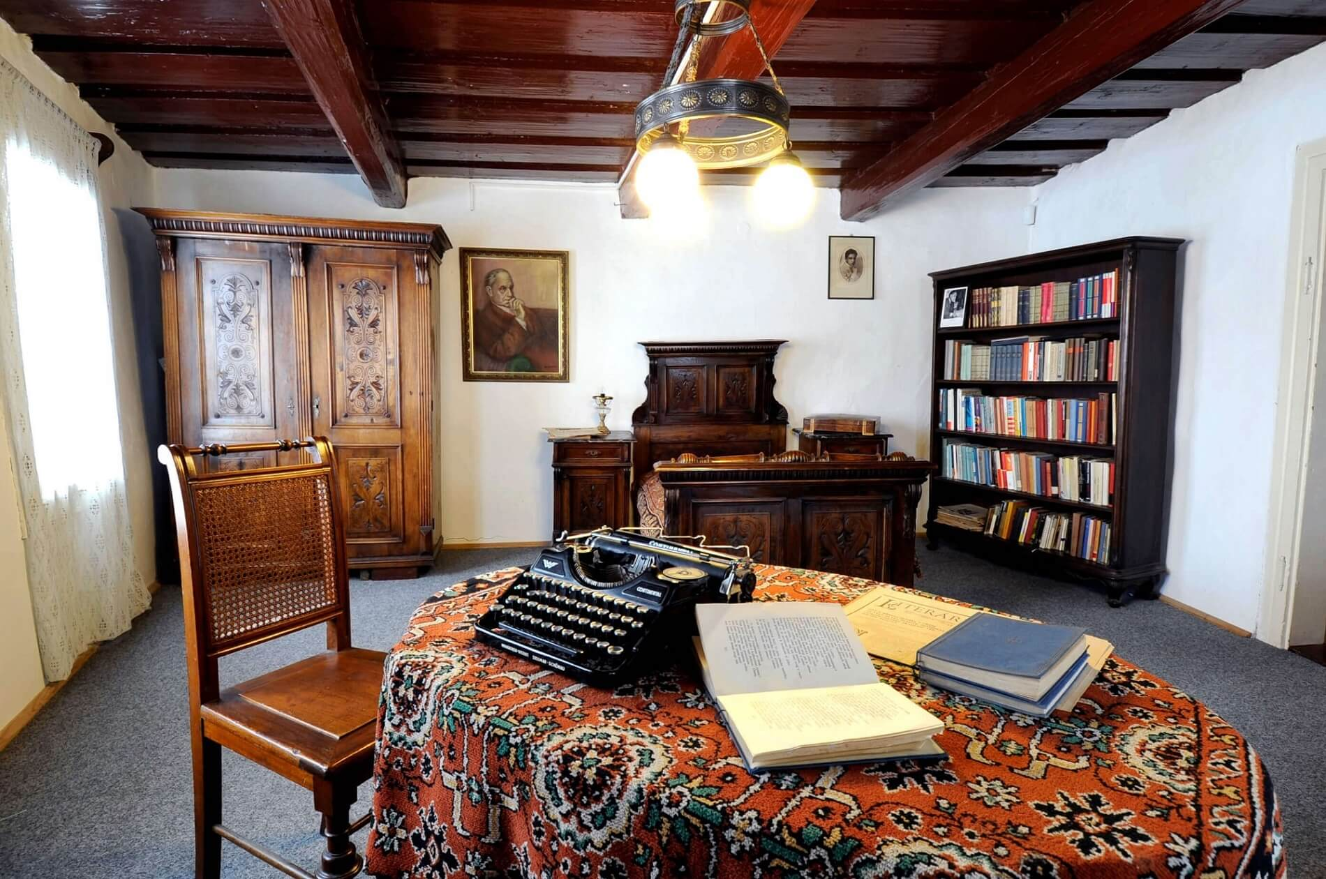 Expozicia Florinov dom, autor: M.Pišný