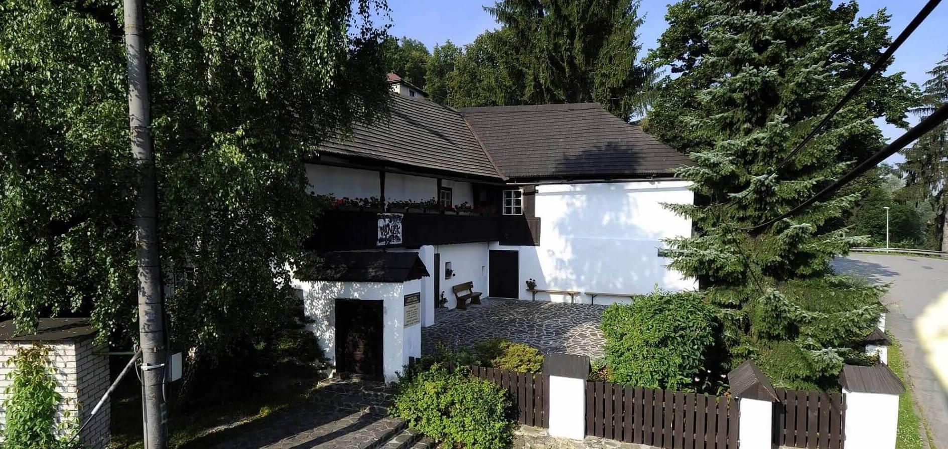 Florinov dom, autor: M.Pišný