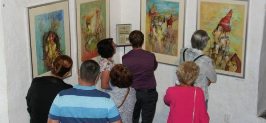 Miroslav Knap – Maľba, kresba, grafika