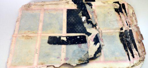 Reštaurovanie obchodnej korešpondencie a perrotinových modrotlačových vzorkovníkov farbiarne bratov Schifferovcov v Slanici