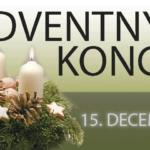 Banner k podujatiu Adventný Koncert