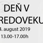 banner k podujatiu den v stredoveku 2019