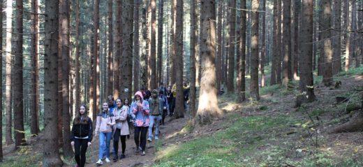 Projekt Objavuj, poznávaj a chráň prírodu Oravy