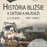 hrad historia blizsie detom plagat
