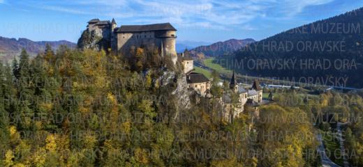 Sanácia vnútorného brala na Oravskom hrade