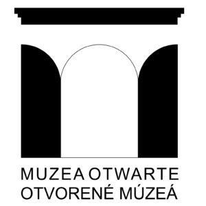 logo projektu otvorené múzeá