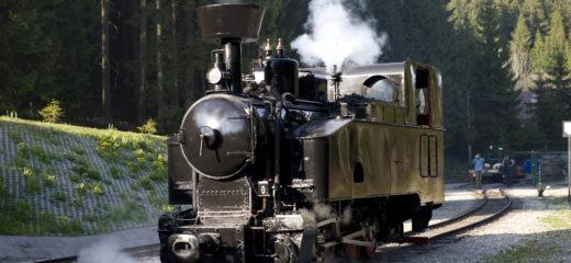 Oravská lesná železnica – ZATVORENÁ 11.10.-15.10.2021