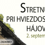 hajovna stretnutie banner
