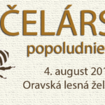 banner k podujatiu včelárske popoludnie 2019